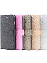 Diamond Flip Cover Window Simple Mobile Phone Shell for iphone6/6S 4.7 Assorted Colors