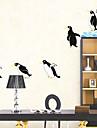 Стикеры Унитаз / Ванна / Для душа / Шкафчики Пластик Многофункциональный / Экологически чистый / Дорожные / Мультфильмы / Подарок