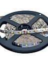 JIAWEN® 5 M 300 3528 SMD Blanc chaud / Blanc Decoupable / Connectible 25 W Bandes Lumineuses LED Flexibles DC12 V