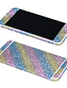 Front+Side+Back Full-Body Bling Screen Sticker for iPhone 6 Plus/6S Plus(Assorted Colors)