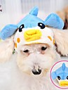 Dog / Cat Bandanas & Hats Blue Winter Wedding / Cosplay