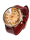 Watch Women Genuine Leather Band Rhinestone Quartz Analog Wrist Watch Gift Idea (Assorted Colors) Cool Watches Unique Watches