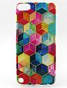 다이아몬드 그림 패턴은 아이팟 터치 (5) 소프트 케이스 TPU