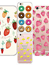 maycari® miel doux transparent en TPU pour iPhone 6 6s / iphone (couleurs assorties)