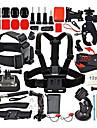 Accessoires GoProFixation / Etui de protection / Monopied / Trepied / Avec Bretelles / Sacs / Vis / Buoy / Suction / Clip / Filtre Anti