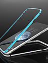 아이폰 6에 대한 쉬운 자기 알루미늄 금속 범퍼 프레임 슬림 케이스