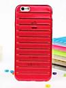 nova TPU escada antiderrapante soft casos para o iPhone 5 / 5s (cores sortidas)