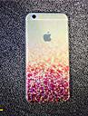 Pour Coque iPhone 6 Coques iPhone 6 Plus Motif Coque Coque Arriere Coque Brillant Flexible PUT pouriPhone 7 Plus iPhone 7 iPhone 6s