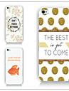 Pour Coque iPhone 5 Motif Coque Coque Arriere Coque Carreaux Dur Polycarbonate iPhone SE/5s/5