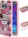 For Samsung Galaxy Note Shockproof / Pattern Case Back Cover Case Cartoon TPU Samsung Note 5