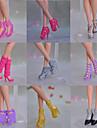 Принцесса Туфли Для Кукла Барби Туфли Для Девичий игрушки куклы