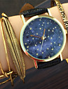 Celestial Blueprint Watch Constellations Vintage Space Unisex Fashion Watch Women's Watch Men's Watch Astronomy Gift Idea Cool Watches Unique Watches