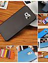 Pour Samsung Galaxy Coque Ultrafine Coque Coque Arriere Coque Couleur Pleine Polycarbonate pour SamsungS6 edge plus S6 edge S6 S5 Mini S5