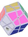 Magic Cube IQ Cube Qiji Alien Speed Smooth Speed Cube Magic Cube puzzle White Plastic