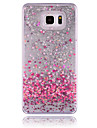 For Samsung Galaxy Note Flowing Liquid Case Back Cover Case Glitter Shine PC Samsung Note 5