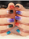 Lovely / Punk / Wedding Finger 3D Nail Stickers Acrylic 1 10*5*0.5