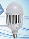1 шт. LERHOME E26/E27 36W 72 SMD 5730 4800 LM Холодный белый G125 Декоративная Круглые LED лампы AC 220-240 V
