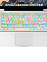 XSKN Night Luminous Silicone Laptop Keyboard Cover for MacBook Air 13, MacBook Pro  With Retina 13 15 17 , US Layout