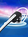 oido estereo bluetooth gancho GL90 bluetooth headset csr v4.0 + EDR 2-en-1 con el microfono para el iphone / samsung / portatil / tablet