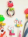 Подставки для зубных щеток Унитаз Резина Многофункциональный / Экологически чистый / Дорожные / Мультфильмы