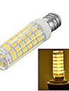 8W E12 Lampadas Espiga B 75 SMD 2835 600-700 lm Branco Quente / Branco Frio Decorativa AC 220-240 V 1 pc