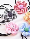 Резинки для волос - Детские ювелирные изделия волос - 1шт - Ткань
