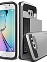Genuine VERUS Damda Slide Armor Card Case Hybrid for Samsung Galaxy S6/S6 edge/S6 edge plus