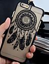 Pour Coque iPhone 6 Coques iPhone 6 Plus Motif Coque Coque Arriere Coque Attrapeur de reves Dur Polycarbonate pouriPhone 6s Plus/6 Plus