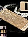 brilho de corpo inteiro para iphone6 / 6s capinha etiqueta telefone brulhante decalques filme de diamante