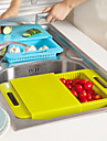 Kitchen Sink Cutting Boards Wash the Dishes to Wash Cut With The Drain Basket Chopping Block