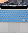xskn итальянский язык клавиатуры крышка кожи силикона для Macbook Air / Macbook Pro 13 15 17 дюймовый нас / версия ес