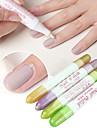 1pcs ongles stylo enleve polish 4 tetes (sauf vernis a ongles) couleur aleatoire