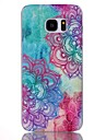 For Samsung Galaxy S7 Edge Pattern Case Back Cover Case Mandala PC Samsung S7 edge plus / S7 edge / S7