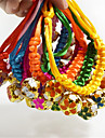Necklaces for Dogs Black / Green / Pink / Yellow Spring/Fall Nylon