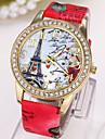 Ladies' Watch Paris Eiffel Tower Love Diamond Watch Cool Watches Unique Watches