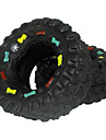 Dog Pet Toys Chew Toy Durable Black Rubber