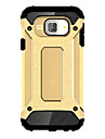 Para Samsung Galaxy Capinhas Antichoque Capinha Capa Traseira Capinha Armadura PC Samsung A7(2016) / A5(2016) / A3(2016)