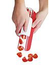 1 ед. Cutter & Slicer For Для фруктов / Для овощного Нержавеющая сталь Экологичность / Творческая кухня Гаджет / Оригинальные