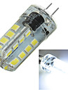 4W G4 LED a Double Broches Encastree Moderne 32 SMD 2835 300-400 lm Blanc Froid Decorative DC 12 / AC 12 V 1 piece