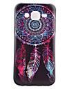 Campanula  Pattern TPU Phone Case For Samsung Galaxy J1 /Galaxy J5 / G5308 / G360