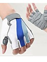 Unisex Anti-slip Bike/Bicycle/Cycling Gloves Half Finger Sport Gloves Breathable Riding Gloves with EVA Pad