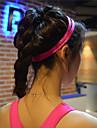 женщины мужчины йога ленты для волос оголовье спорта противоскользящие эластичная резина Sweatband футбол йога бег езда на велосипеде