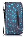 Pour Samsung Galaxy S7 Edge Porte Carte Portefeuille Avec Support Clapet Motif Coque Coque Integrale Coque Paysage Cuir PU pour SamsungS7