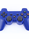 -Dual Shock 3 controlador inalambrico bluetooth para ps3 (negro)