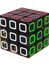 Smooth Speed Cube 3*3*3 Speed Magic Cube Transparent ABS