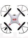 668-A7C 4CH 6 axis 2.4G Black / White Drones 2.0MP HD Camera Remote Control Toys