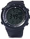 Men's Round Dial Multifunctional Digital Sport Water Resistance Wristwatch Assorted Colors Wrist Watch Cool Watch Unique Watch