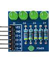 4p светодиод ШИМ затемнением модуль зеленый свет - синий подходит для Arduino научных исследований