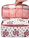 Мешки для хранения Текстиль сОсобенность является С крышкой / Открытые / Дорожные , Для Бижутерия / Бельё