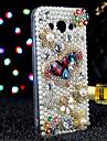 용 삼성 갤럭시 케이스 크리스탈 케이스 뒷면 커버 케이스 글리터 샤인 TPU Samsung J7 / J5